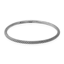 Stacker Bangle in Sterling Silver 5.99 Grams 7 Inch