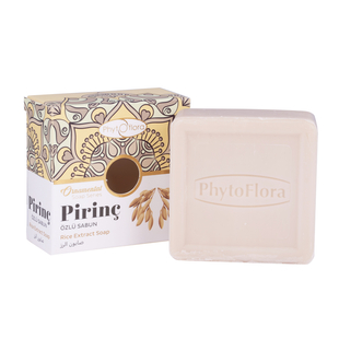 PhytoFlora Soap with Rice Extract