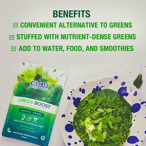 Bioglan Superfoods: Green Boost - 70g