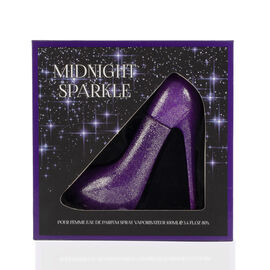 Sexxy Shoo: Midnight Sparkle Eau De Parfum - 100ml