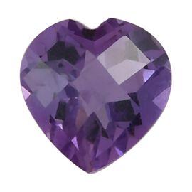 Mashamba Amethyst Heart 6mm--0.56 Ct