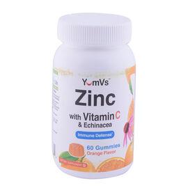 YumVs: Vitamin D Gummies for Adults - Mixed Berry Flavors (60 gummies)