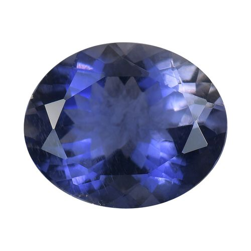 AAA Iolite Oval Free Faceted 3.74 Cts
