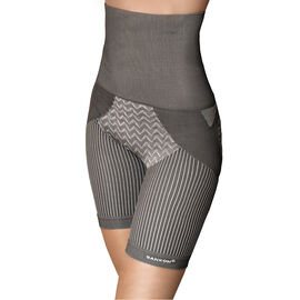 SANKOM SWITZERLAND Bamboo fibers Posture Correction Shapers Shorts - Grey