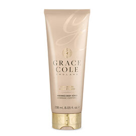 Grace Cole: Oud Accord & Velvet Musk Body Scrub - 238ml