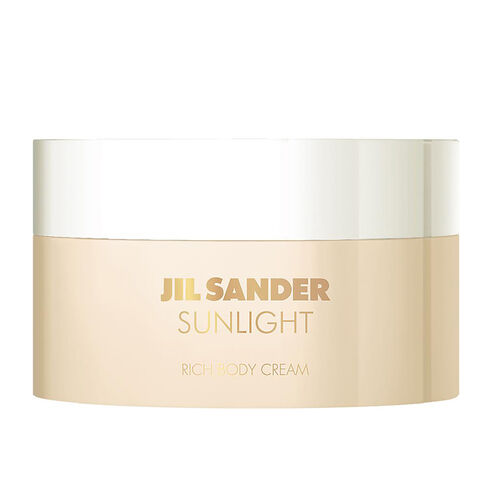 Jil Sander: Sunlight Eau De Lumiere Body Cream - 200ml