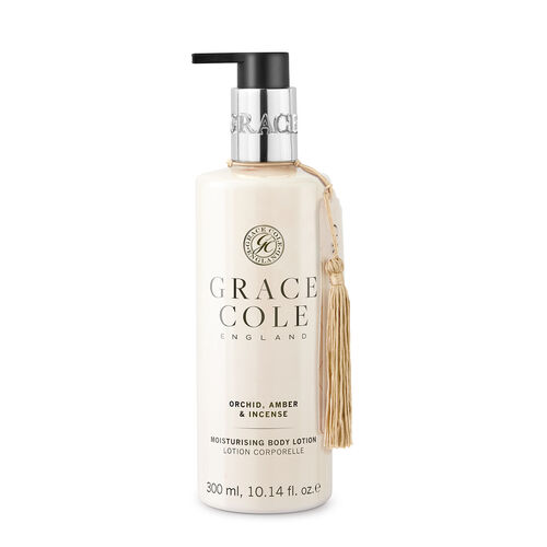 Grace Cole: Orchid Amber & Incense  Musk Body Lotion - 300ml