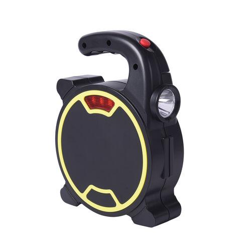 Portable Flashlight Tool Box (Inclds. 1pc Handle, 1pc Prolong Bar, 4pcs Precision Screwdrivers, 8pcs