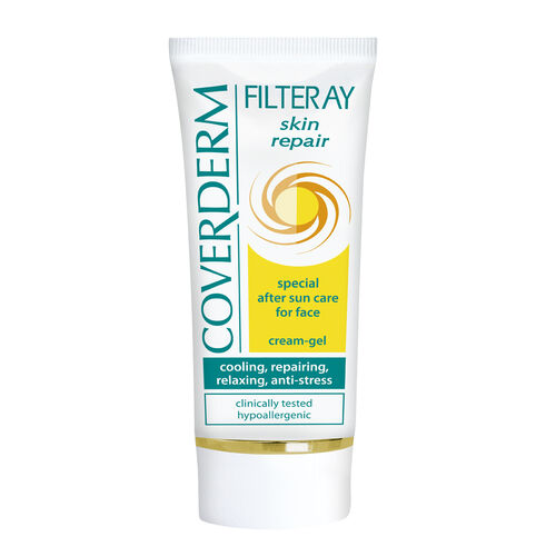 Coverderm: Filteray Skin Repair - 50ml