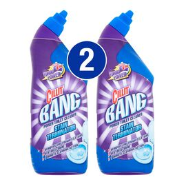 Cillit Bang: Toilet Cleaner Stain Terminator - 750 (Set of 2)