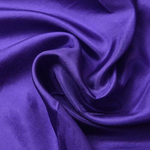 100% Mulberry Silk Patrician Purple Colour Scarf (Size 175X90 Cm)