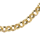 Hatton Garden Close Out 9K Yellow Gold Belcher Necklace (Size 22) with Lobster Clasp, Gold wt 21.50 Gms.