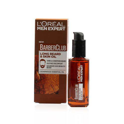 LOREAL Men Expert Long Hair Barber Club Collection Set for Him