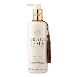 Grace Cole: Oud Accord & Velvet Musk Hand Lotion - 300ml