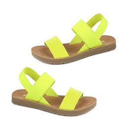 Sandals Yellow Strap Sandals