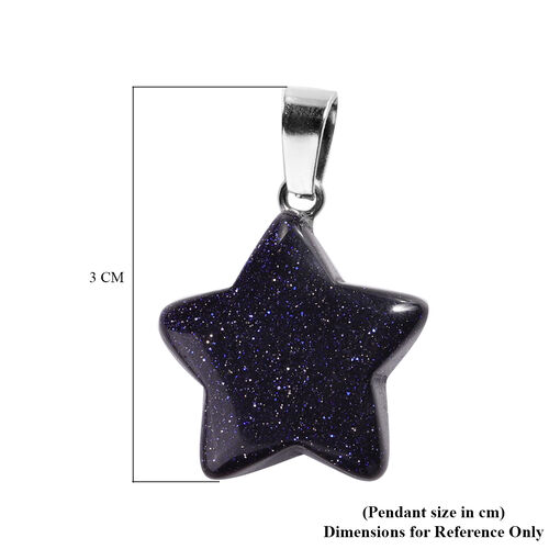 Christmas Cracker Deal- Set of 12 - Multi Gemstone Star Pendant in Silver Plated