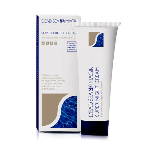 Dead Sea Spa Magik- Super Night Cream 75ml