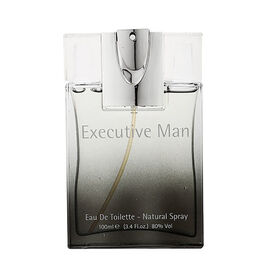 Executive Man: Eau De Toilette - 100ml