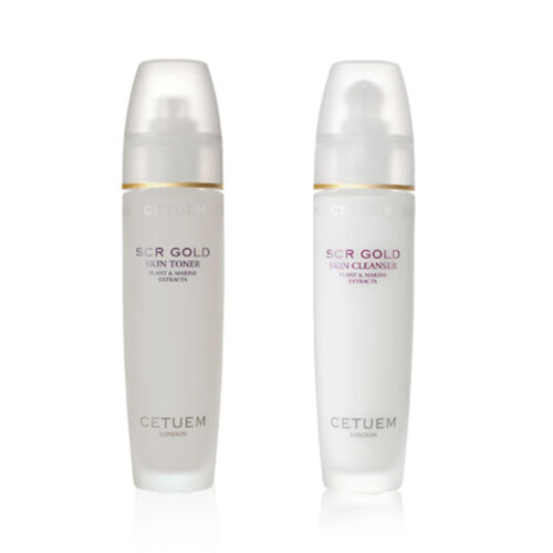 Cetuem: Illuminating Skin Cleanser - 100ml (With Illuminating Skin Toner - 100ml )