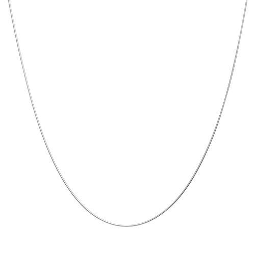 ILIANA 18K W Gold Chain (Size 21)