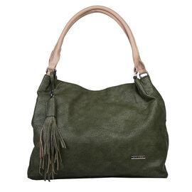 Bulaggi Collection - Scarlett - Hobo Bag (38x32x16 cm) - Khaki Green