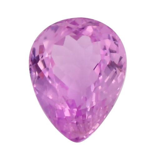 Kunzite (Pear 18.5x14 Faceted 3A) 17.310 Cts