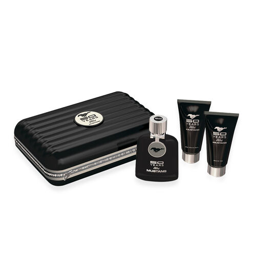 Mustang: For Him EDT - 100ml, Shower Gel - 100ml & After Shave Balm - 100ml