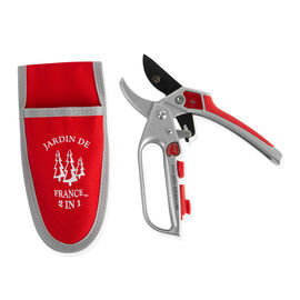 Jardin De France - 2 In 1 Power Secateurs