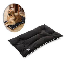 Shungite Filled Pet Bed (Size 61x91 Cm) - Black
