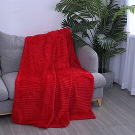 TJC Flannel Cord Blanket - Green
