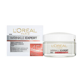 LOreal - Anti-Wrinkle Firming Cream- Day- 45+ - 50ML