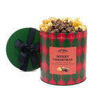 POPCORN SHED Merry Christmas Gift Tin 400g