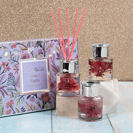 Lesser and Pavey Set of 3 - Lavender Fields Reed Diffuser 150ml