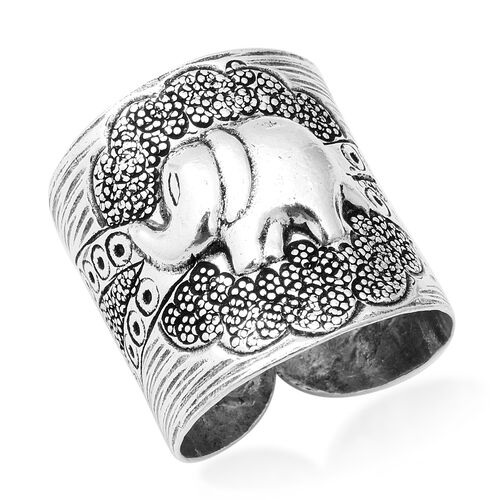Elephant Ring in Sterling Silver 5 Grams