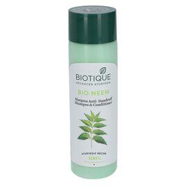 Biotique: Bio Neem Anti-Dandruff Shampoo & Conditioner - 190ml