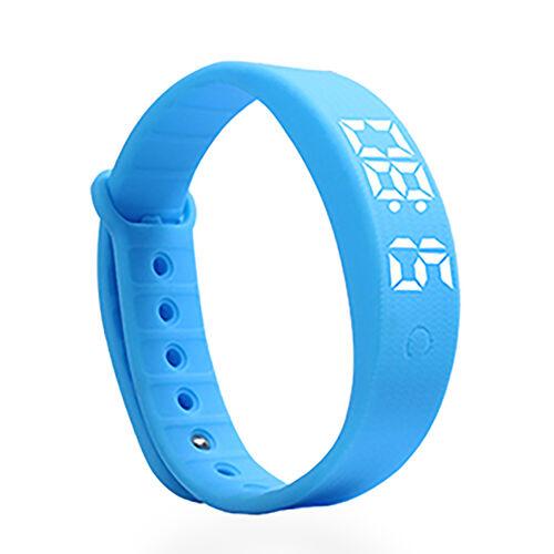 LCD Smart Watch - Light Blue