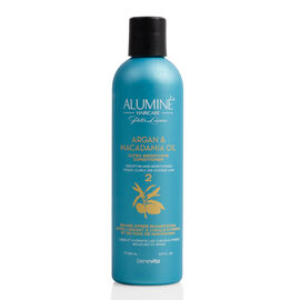 Alumine: Argan & Macademia Oil Ultra Smoothing Conditioner - 250ml