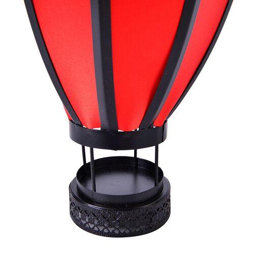 Decorative Red Hanging Lantern (Size 25X16 Cm)