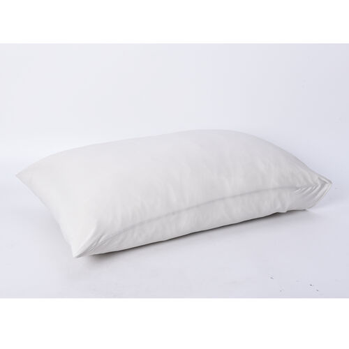 Set of 2 - Envelope Style Cooling Pillowcases (Size 50x75 Cm) - Light Grey