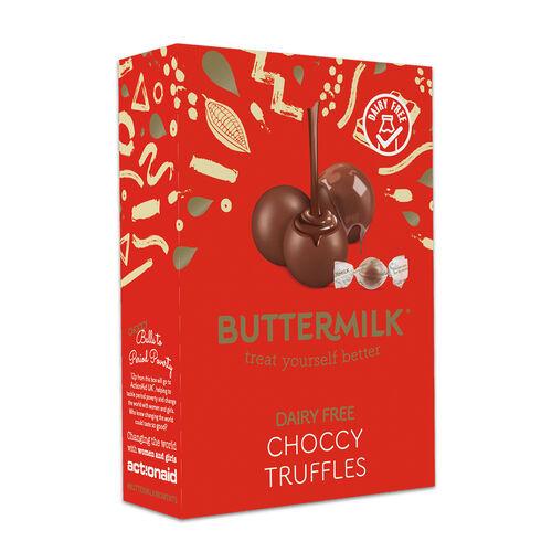 Buttermilk Dairy Free Choccy Truffles 2x 150g