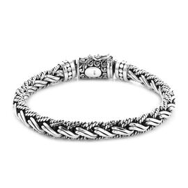 Royal Bali Collection Chain Bracelet in Sterling Silver 47.25 Grams 7.5 Inch