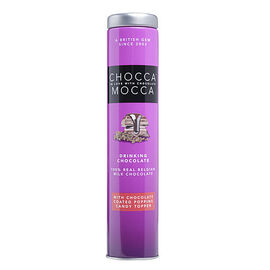 Chocca Mocca - Drinking Chocolate with Popping Candy Topper - 150g