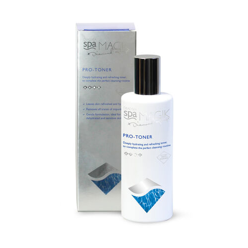 Dead Sea Spa Magik: Pro-Toner - 260ml