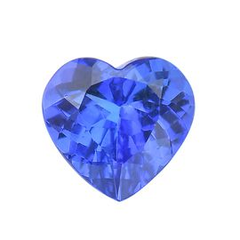 2.01 Cts 3A Tanzanite Heart Free Faceted