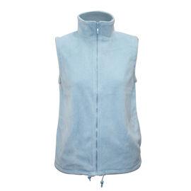 Solid Skylar Ladies Gilet Fleece Jacket