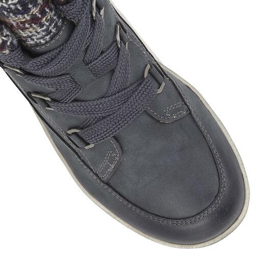Lotus Denim Teagan Zip-Up Ladies Ankle Boots (Size 5)