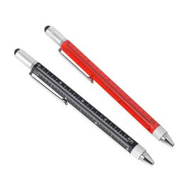 Set of 2 - Multi-Functional Pen - Black and Red