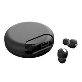 New Arrival- True Wireless Acoustic In-Ear Earphones in Black