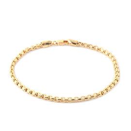 9K Yellow Gold Bracelet (Size 7.5), Gold wt 4.70 Gms