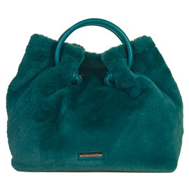Bulaggi Collection- Viola Handbag (Size 28x27x14 Cm) - Green